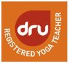Dru registered yoga teacher